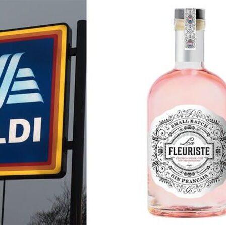 Aldi lance le tout nouveau Rosé Gin 54 % moins cher que les autres marques – achetez maintenant