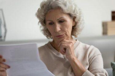 Alerte de licence TV car les plus de 75 ans peuvent recevoir des «visites client» pour non-paiement
