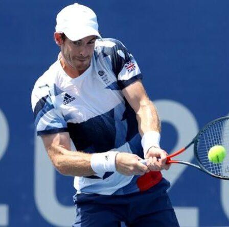 Andy Murray ne se fixe que des objectifs à court terme alors qu'il se concentre sur le prochain US Open