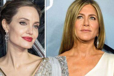 Angelina Jolie laisse le record Instagram de Jennifer Aniston en lambeaux alors qu'elle rejoint la plateforme