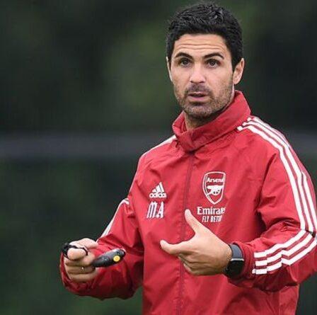 Arsenal a encore quatre objectifs de transfert qu'il pourrait signer après Ramsdale et Odegaard
