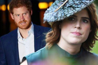 Avertissement de la princesse Eugénie: Royal pourrait devoir «vivre en exil» après la sortie du livre de Harry