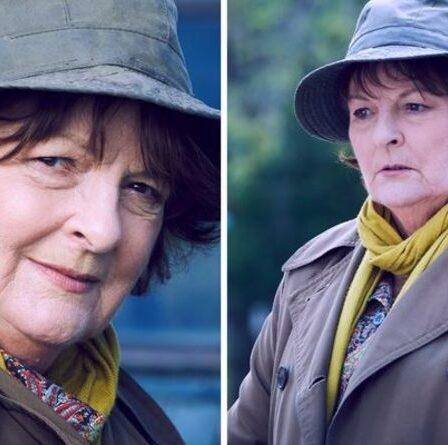 Brenda Blethyn de Vera «horrifiée» par le changement de DCI Vera Stanhope pour une nouvelle série