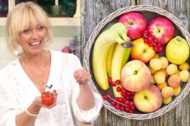 «Ça marche!»  Clodagh McKenna partage une astuce pour faire mûrir les fruits rapidement et garder les aliments frais