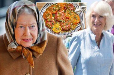 Camilla Parker Bowles doit «mettre à pied l'ail» à l'étranger en raison de la demande de la reine – un «non-non»