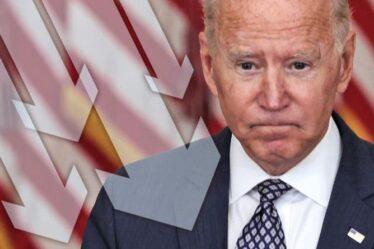 Catastrophe de la cote d'approbation de Joe Biden: le leader américain vote INFÉRIEUR à l'ensemble de la présidence jusqu'à présent