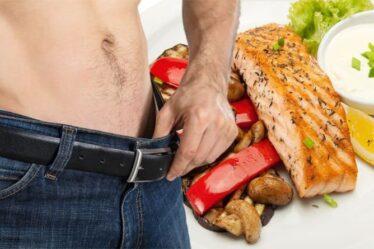 Comment perdre de la graisse viscérale : Quatre conseils diététiques simples pour réduire la graisse du ventre à «long terme»