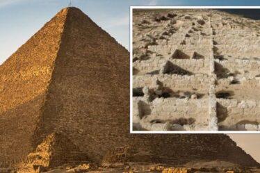 """Des archéologues égyptiens déconcertés par une découverte chrétienne """"révolutionnaire"""" parmi des ruines antiques"""