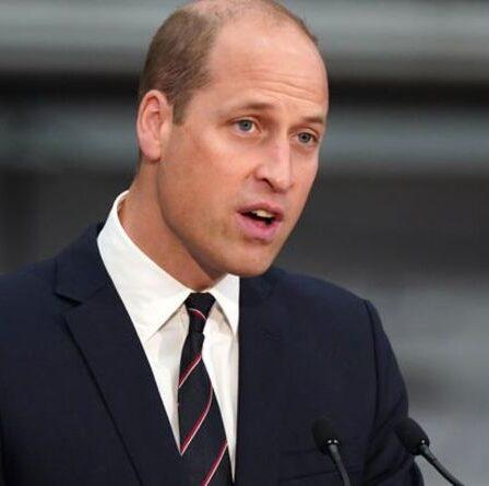 'Furieux!'  Le prince William bouleversé les affaires familiales ont été divulgués dans l'interview d'Oprah