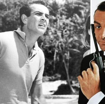 James Bond From Russia With Love : Sean Connery a esquivé la mort dans un accident d'hélicoptère