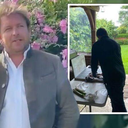 """James Martin: le chef du samedi matin suscite la frénésie alors qu'il taquine un """"nouveau projet massif"""""""