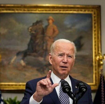 """Joe Biden déchiré dans une analyse sauvage au cours des huit premiers mois – """"Cela ne fera qu'empirer"""""""