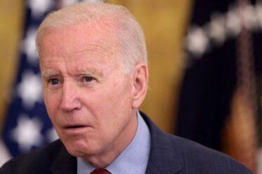 """Joe Biden s'inquiète de l'âge alors que le chirurgien a averti: """"Je crains qu'il ne puisse faire qu'un seul mandat"""""""
