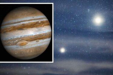 Jupiter en opposition : repérez la plus grosse planète du système solaire à l'œil nu ce soir