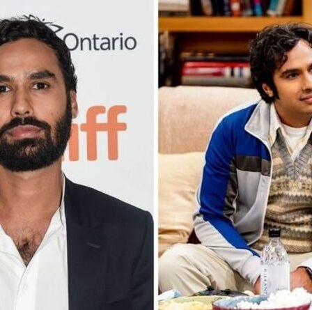 Kunal Nayyar de Big Bang Theory suscite la frénésie alors qu'il partage un premier aperçu de son nouveau rôle