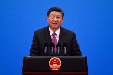 La Chine émet une menace effrayante d'« éliminer » les États-Unis alors qu'elle affirme que seuls 30 000 soldats restent à Taïwan