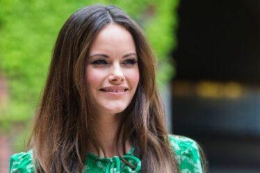 """La princesse Sofia annonce les parrains d'un nouveau bébé royal - """"Quatre beaux princes"""""""