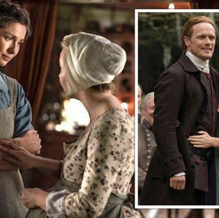 """La star d'Outlander, Claire Fraser, prévient qu'il n'y a """"pas de place pour les divas"""" sur le tournage de la série Starz"""