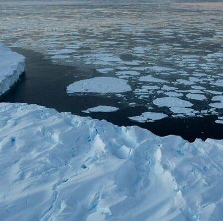 Le mystère de l'Antarctique est résolu alors qu'une anomalie de chaleur a été découverte à 15 milles sous le «glacier Doomsday»