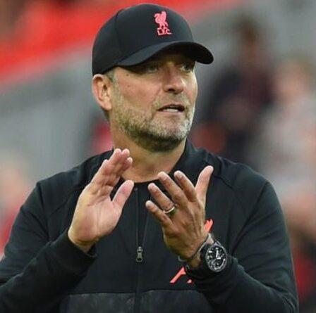 """Le patron de Liverpool, Jurgen Klopp, met fin aux affirmations de Chelsea alors qu'il admet que les Blues ont un tirage """"mérité"""""""