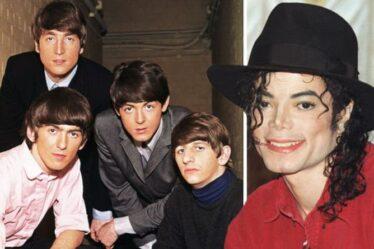 Michael Jackson : Pourquoi MJ a-t-il acheté les droits de la musique des Beatles ?