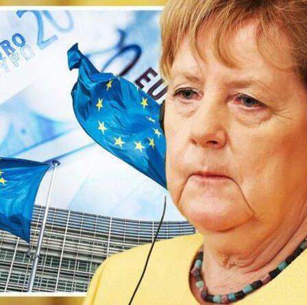 Ne dites pas que nous ne vous avons pas prévenu !  Les Allemands fulminent alors que Berlin verse 16,4 milliards de livres sterling au budget de l'UE