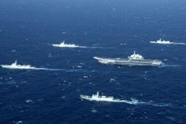 Pékin « tueur de porte-avions » intensifie ses efforts pour « combattre et gagner » en mer de Chine méridionale