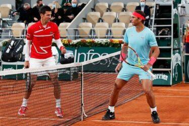 Rafael Nadal appelle Novak Djokovic après la crise de raquette du Serbe aux Jeux olympiques