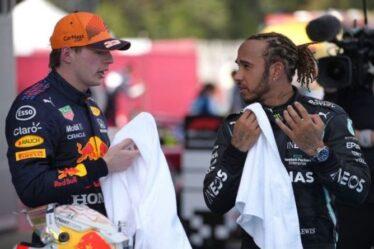 Red Bull complimenté par la « politique et le lobbying » en coulisses de ses rivaux Mercedes