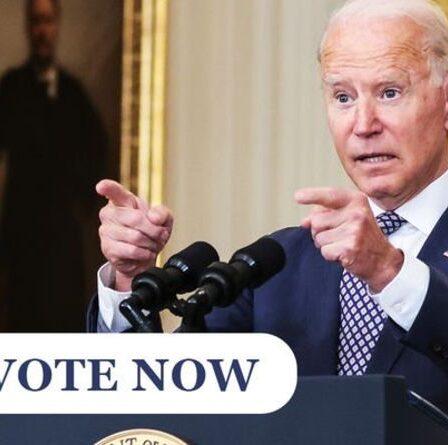 SONDAGE Joe Biden:POTUS a-t-il traité le Royaume-Uni avec mépris en faisant honte à la mémoire de nos soldats morts?