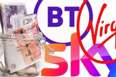 Sky, Virgin Media et BT semblent ridiculement chers alors que leur rival révèle de nouvelles offres très bon marché