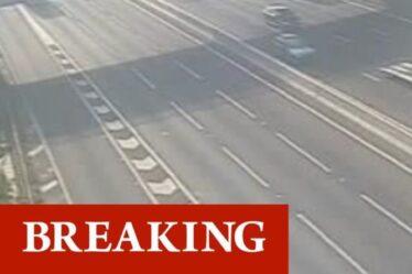 Trafic M20 le plus récent: voie M20 FERMÉE après un accident d'horreur – les services d'urgence se précipitent sur les lieux