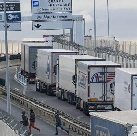 Un chauffeur de camion qui a introduit clandestinement des migrants au Royaume-Uni condamné à quatre ans de prison