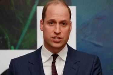 """"""" Un nouveau type de leader """", le prince William salué comme un contrôle confiant du ciment de Cambridges"""