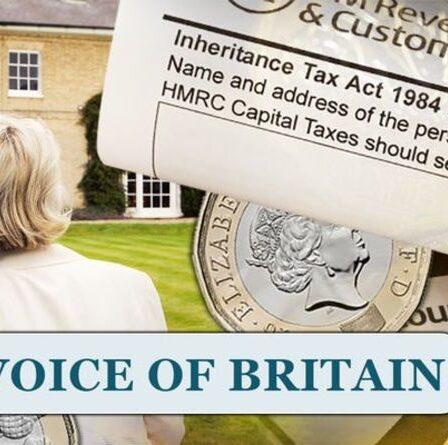 «Voler nos actifs!»  Les Britanniques font rage contre les projets de Rishi Sunak d'augmenter les droits de succession