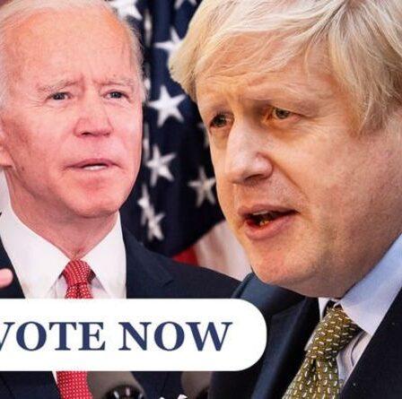 SONDAGE: blâmez-vous le gouvernement britannique ou américain pour le désordre en Afghanistan?