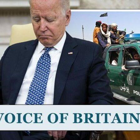 «Biden a déclenché une chaîne d'événements tragiques» imputé aux États-Unis pour la catastrophe en Afghanistan