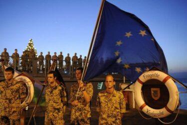 «Il est temps d'agir!»  Le complot de l'armée européenne prend de l'ampleur mais le bloc est mis en garde contre un défi majeur