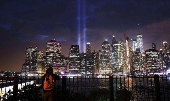 L'hommage annuel en lumière pour les victimes du 11 septembre