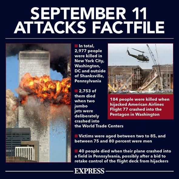 Fiche d'information sur les attentats du 11 septembre