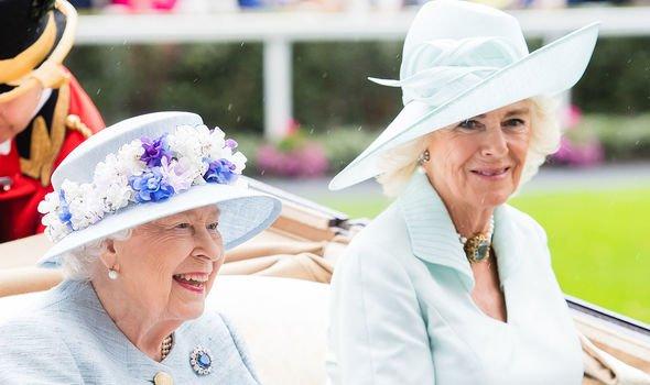 Camilla, duchesse de Cornouailles : le couple a depuis résolu leurs différends