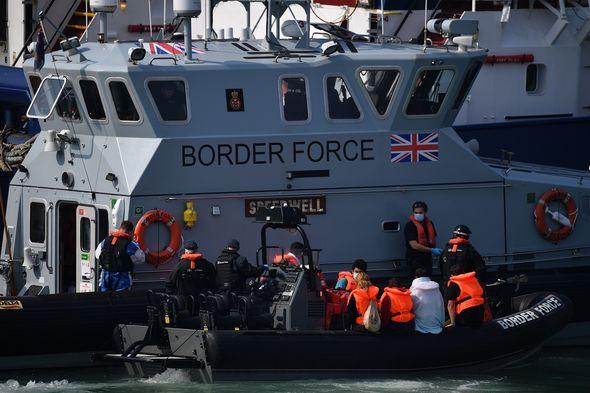 Les passages de migrants atteignent un niveau record