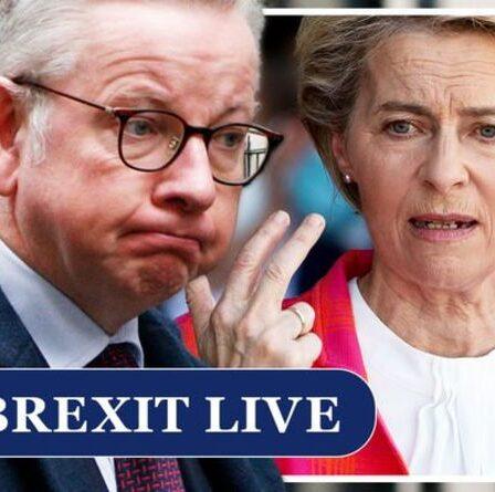 Brexit LIVE : Encore un revers !  Lord Frost annonce un nouveau report des contrôles aux frontières de l'UE
