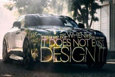 Le meilleur du britannique !  Rolls-Royce dévoile la nouvelle voiture électrique de luxe « Spectre » dans un bond « historique »