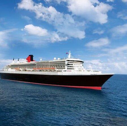 À l'intérieur du Queen Mary 2 de Cunard avec un spa luxueux, une cuisine gastronomique et des bals de gala fastueux