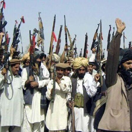 """Afghanistan : un rapport divulgué contredit le témoignage de Raab au milieu d'un """"problème"""" d'échec du renseignement"""