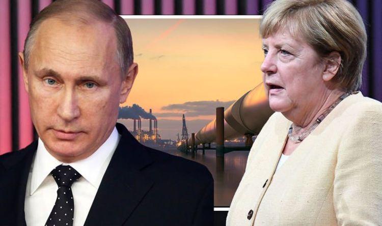 """Angela Merkel critiquée pour avoir remis à Poutine les clés de la crise gazière de l'UE : """"Je ne vois pas la logique !"""""""