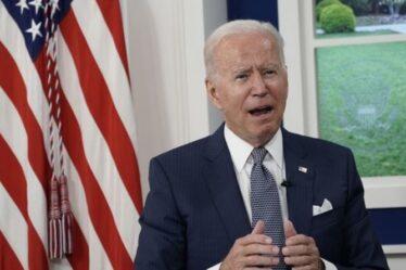 Biden a qualifié Trump de « putain de trou ** » après avoir trouvé ses « jouets » à la Maison Blanche, selon un livre