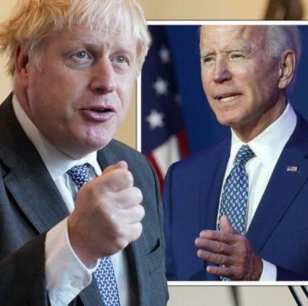 Boris rencontre Biden EN DIRECT: Johnson est resté dans le noir sur le discours de Biden – le Royaume-Uni a-t-il réussi un coup d'État?