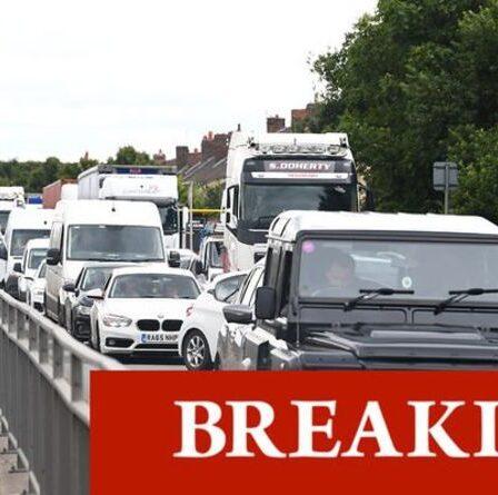 Circulation A1: De graves retards sur la route à deux voies après plusieurs accidents